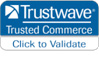 Trust Wave, Trusted Commerce - click to validate